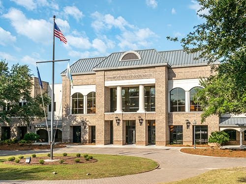 Beaufort County Courthouse